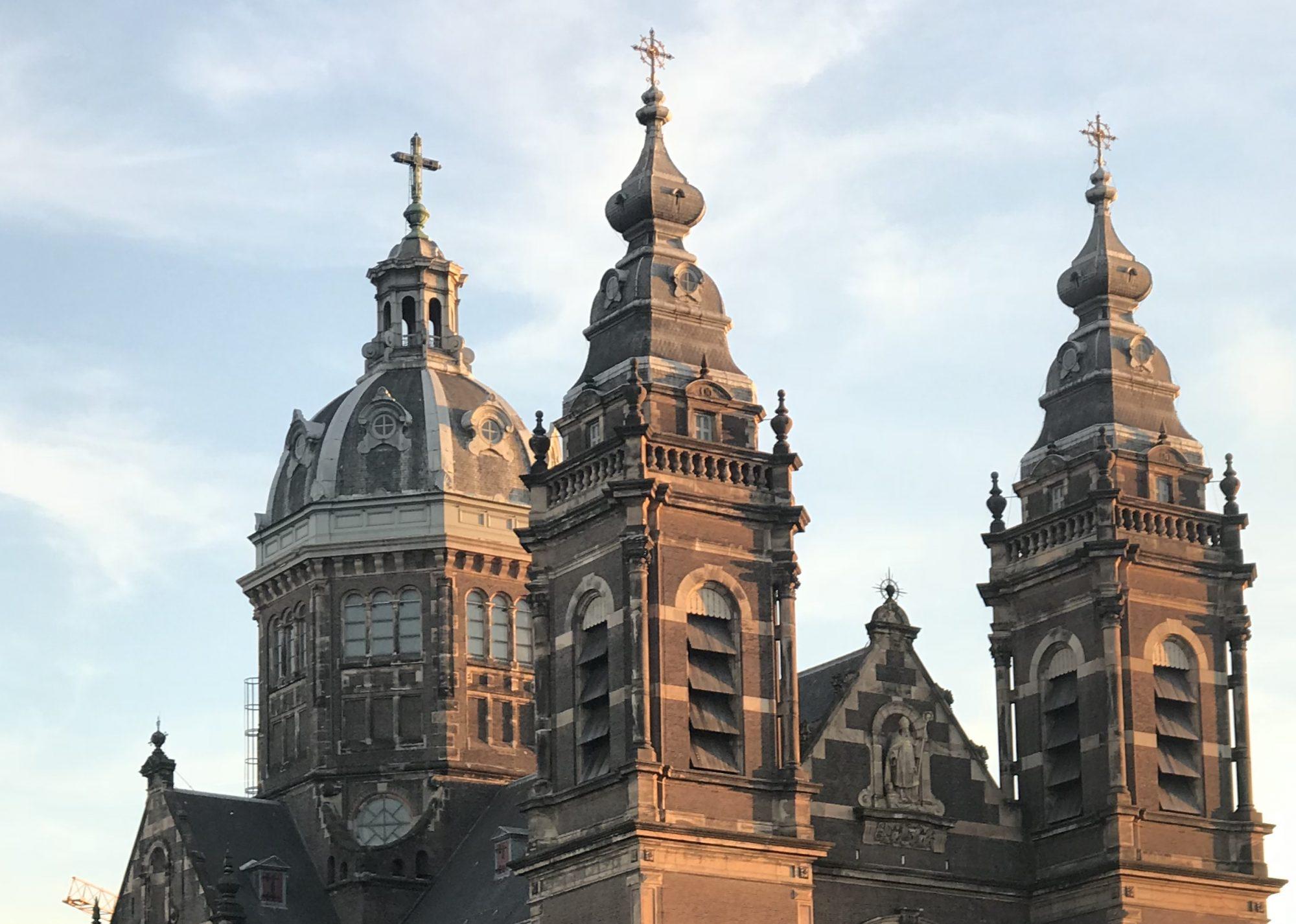 Parroquia San Nicolás Amsterdam